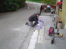 Arbeitseinsatz Oktober 2006